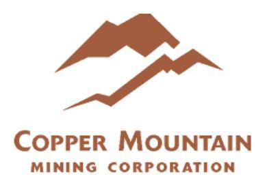 B C  Awards Copper Mountain Mine Edward Prior Safety Award for
