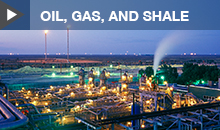 Oil, Gas and Shale